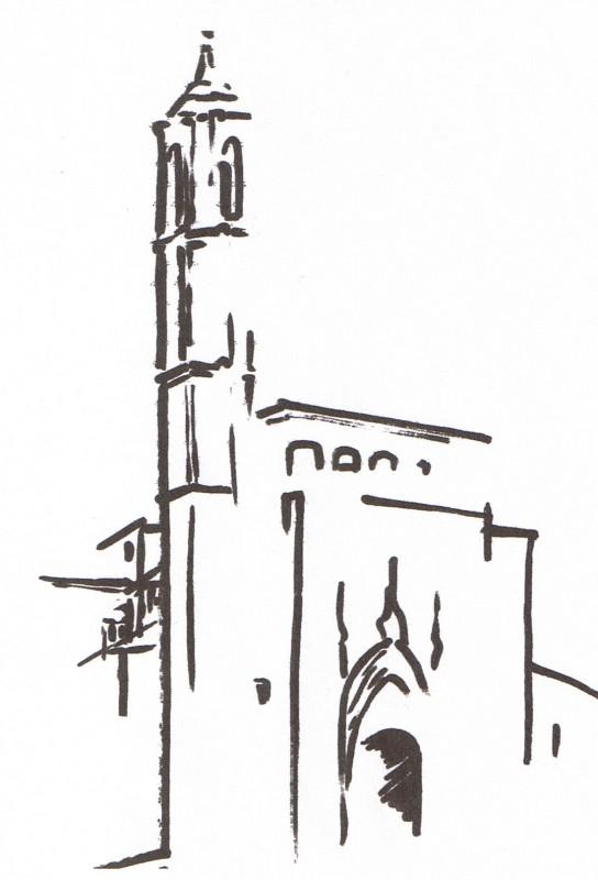 Dibujos San Pedro