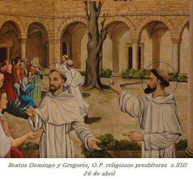 Beatos Domingo y Gregorio