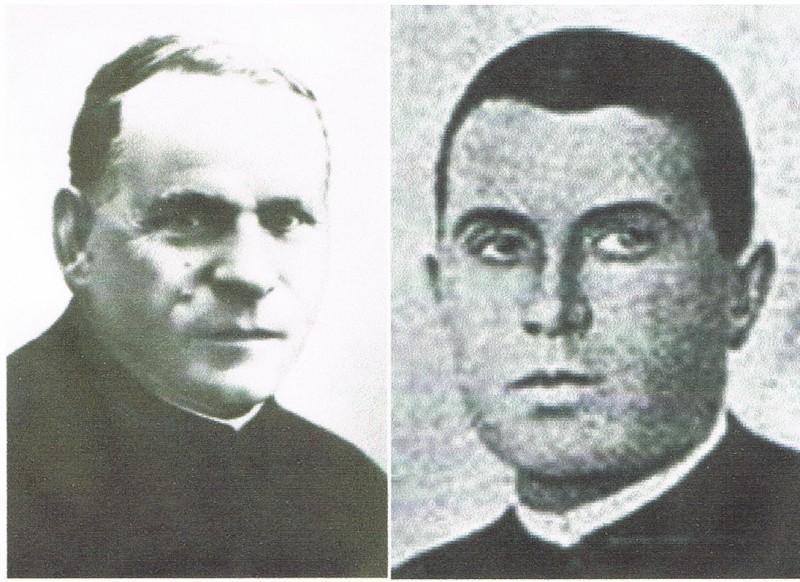 Beatos José de Calasanz y Leonardo Olivera