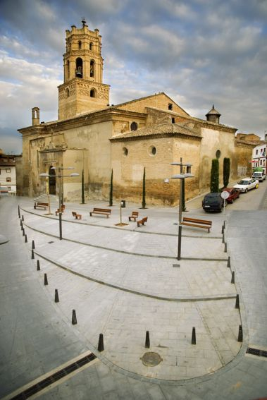 Concatedral de Monzón