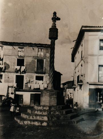 Cruz de término 1919