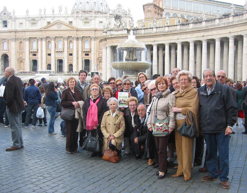 Roma abril 2011
