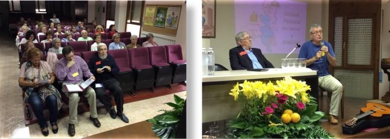 Asamblea Parroquial 2014-1