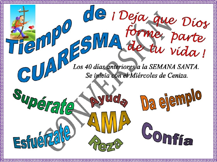 Cuaresma 2015 Related Keywords & Suggestions - Cuaresma 2015 Long Tail ...