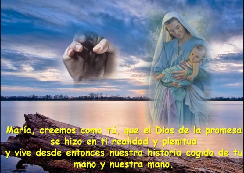 Sta. María Madre de Dios